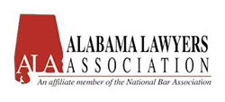 Alabama Lawyers Association logo